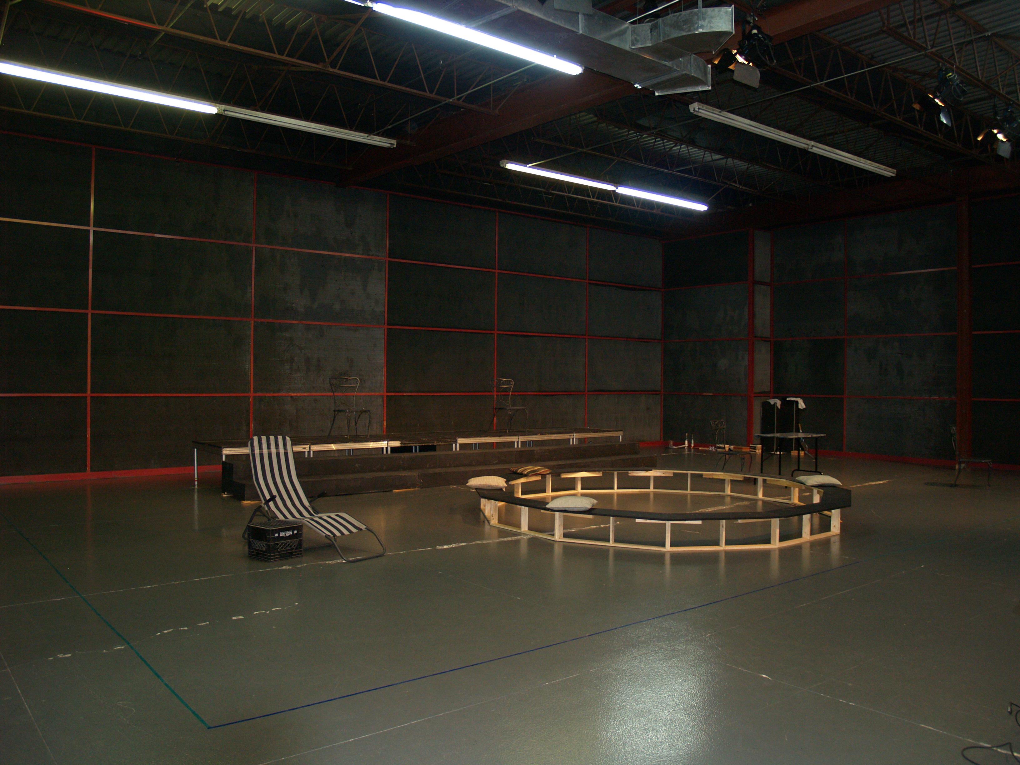 Studio B -  Pre-Production Studio - Showmedia Studios